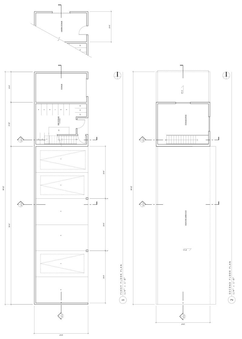 carport design with storage